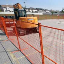 Tempoary Construction Fencing - Superstore